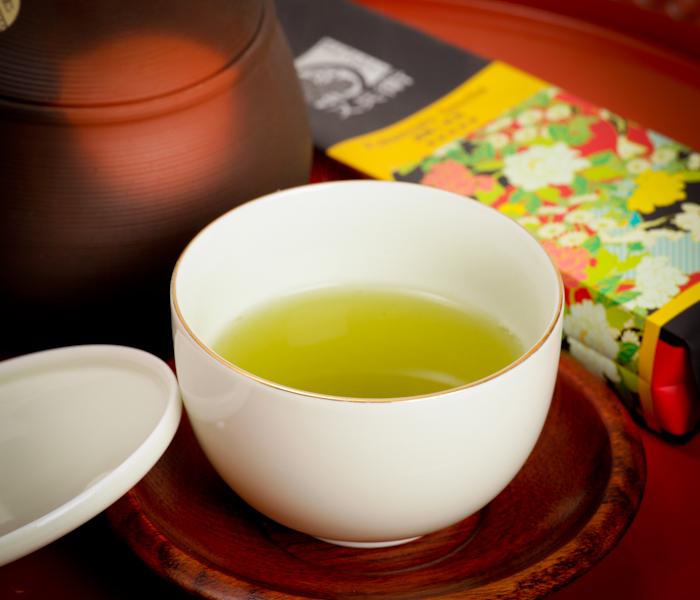 zielona herbata fukamushi sencha, fukamushi sencha