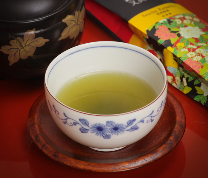 zielona herbata sencha konacha, zielona herbata
