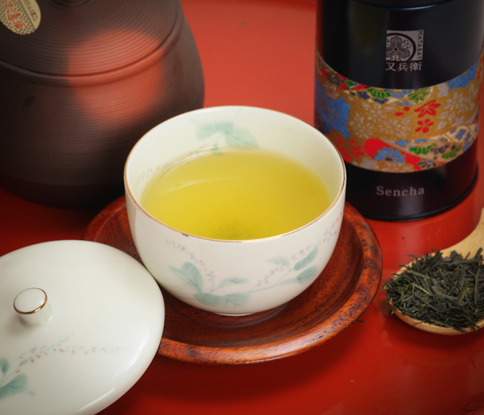 sencha pinnacle, zielona herbata sencha pinnacle