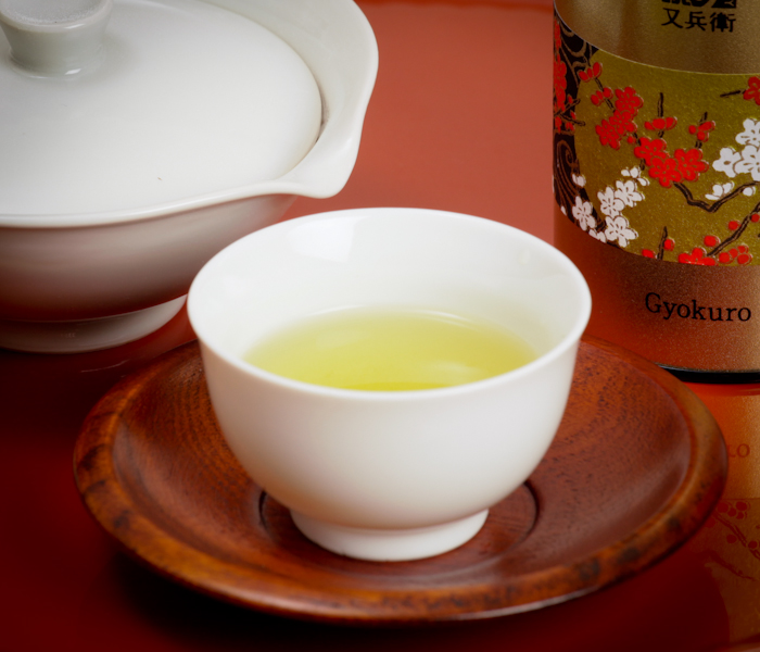 zielona herbata gyokuro pinnacle, gyokuro pinnacle, zielona herbata
