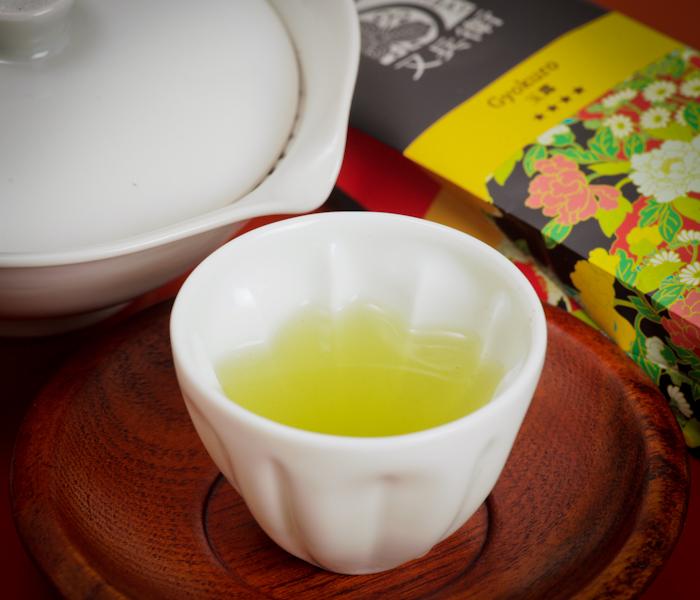 Zielona herbata Gyokuro ★★★★