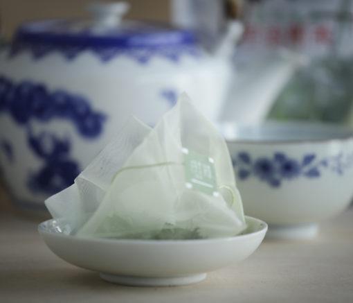zielona herbata gyokuro w torebkach, gyokuro w torebkach