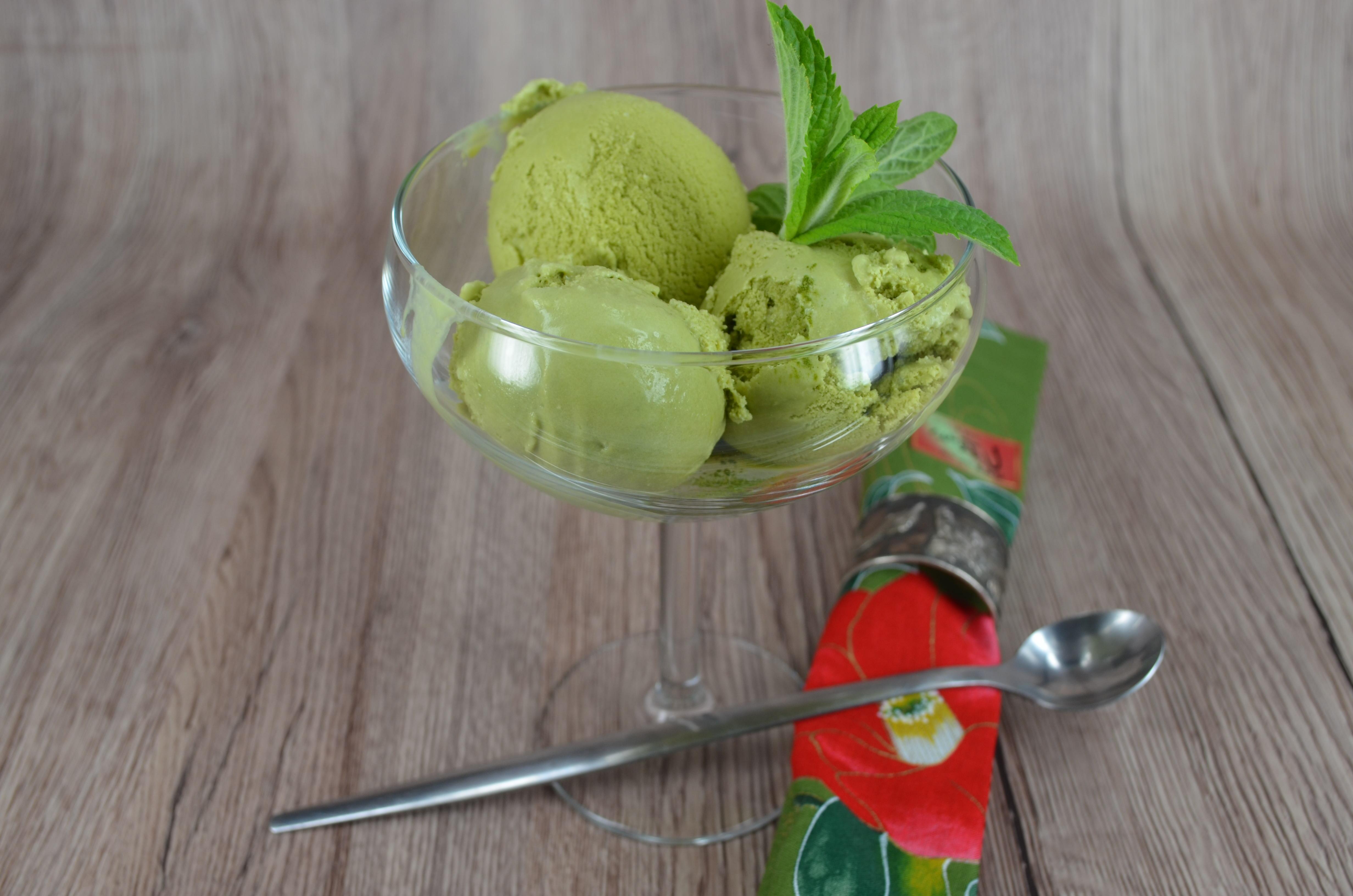 ciastka i lody z zieloną herbatą 058