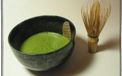 Matcha – zielona herbata, która jest niezrównanym przeciwutleniaczem