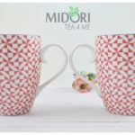 Kubek pink, kubek tokyo design, kubek do herbaty