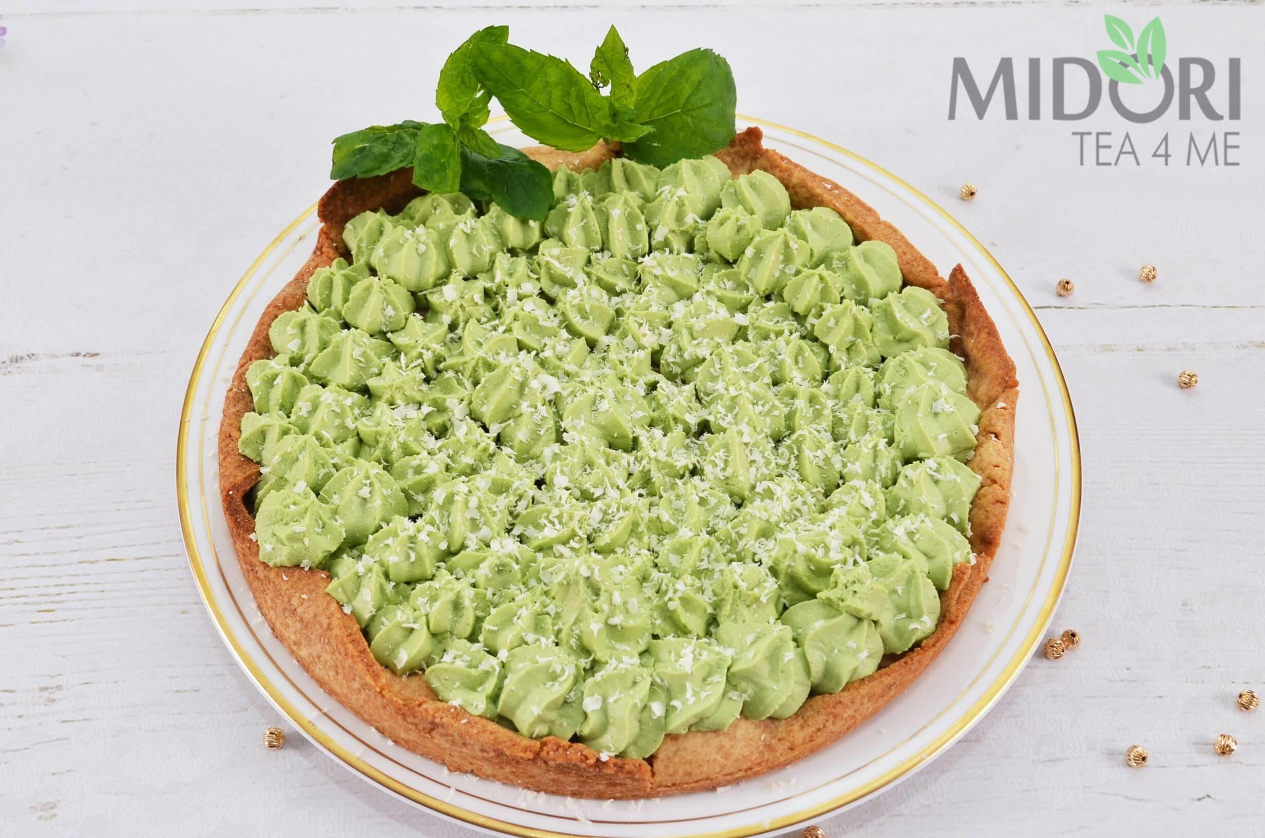 mazurek z zieloną herbatą, mazurek matcha, mazurek przepis, mazurek wielkanocny, wielkanocny mazurek