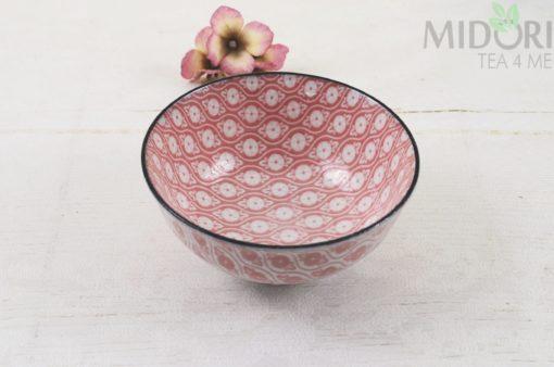 Miseczki do ryżu, Rice Pattern Bowl Pink&Blue, miseczki tokyo design studio
