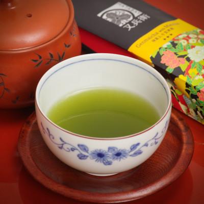 genmaicha, zielona herbata, herbata z ryżem