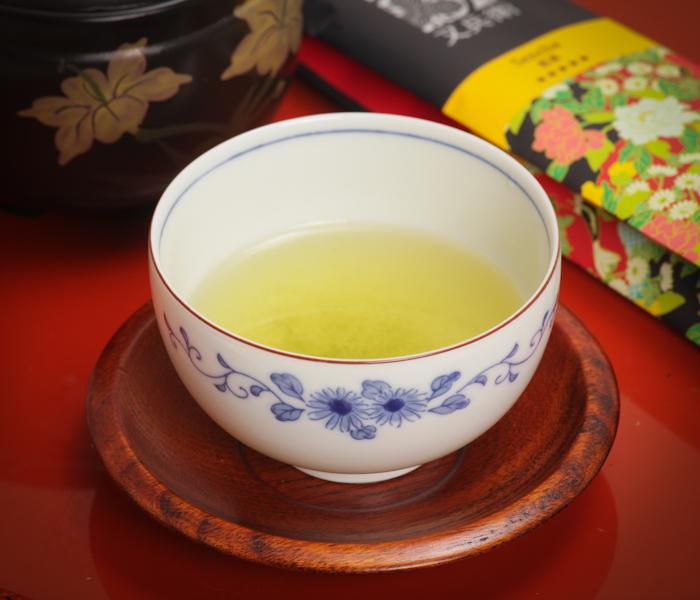 zielona herbata sencha, sencha, sencha premium