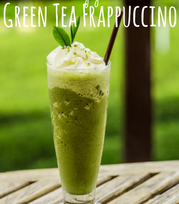 Frappuccino Zielona Herbata
