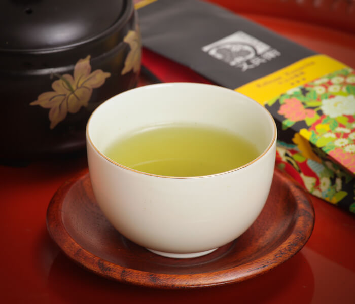 zielona herbata kabuse, kabuse konacha