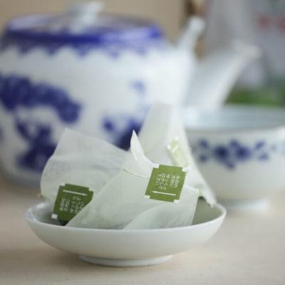 zielona herbata ekspresowa, zielona herbata sencha