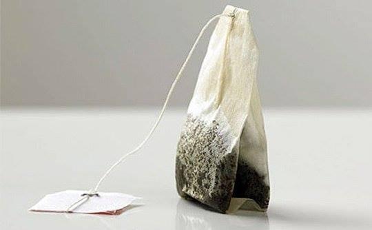 Herbata i lodówka