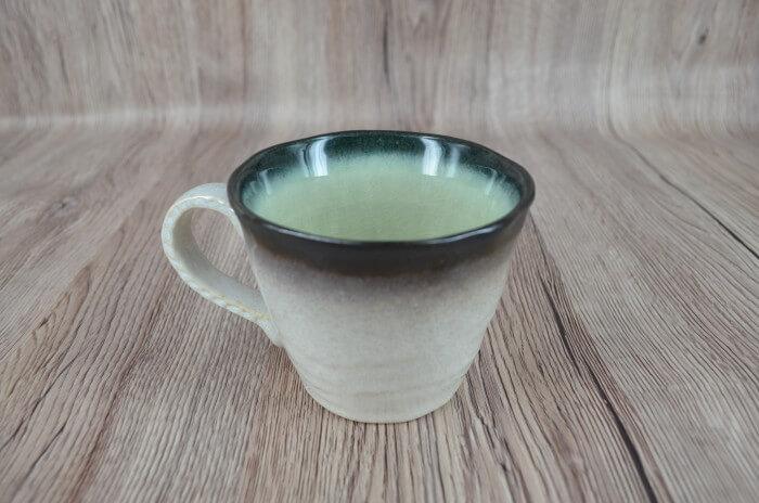 słomkowy kubek do herbaty, kubek do herbaty