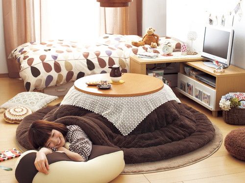 """Parę słów o """"kotatsu"""""""