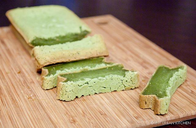 Matcha Mochi- ciasto z zieloną herbatą