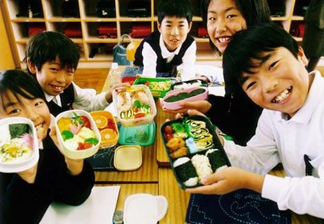 Bento – drugie śniadanie do pracy i do szkoły