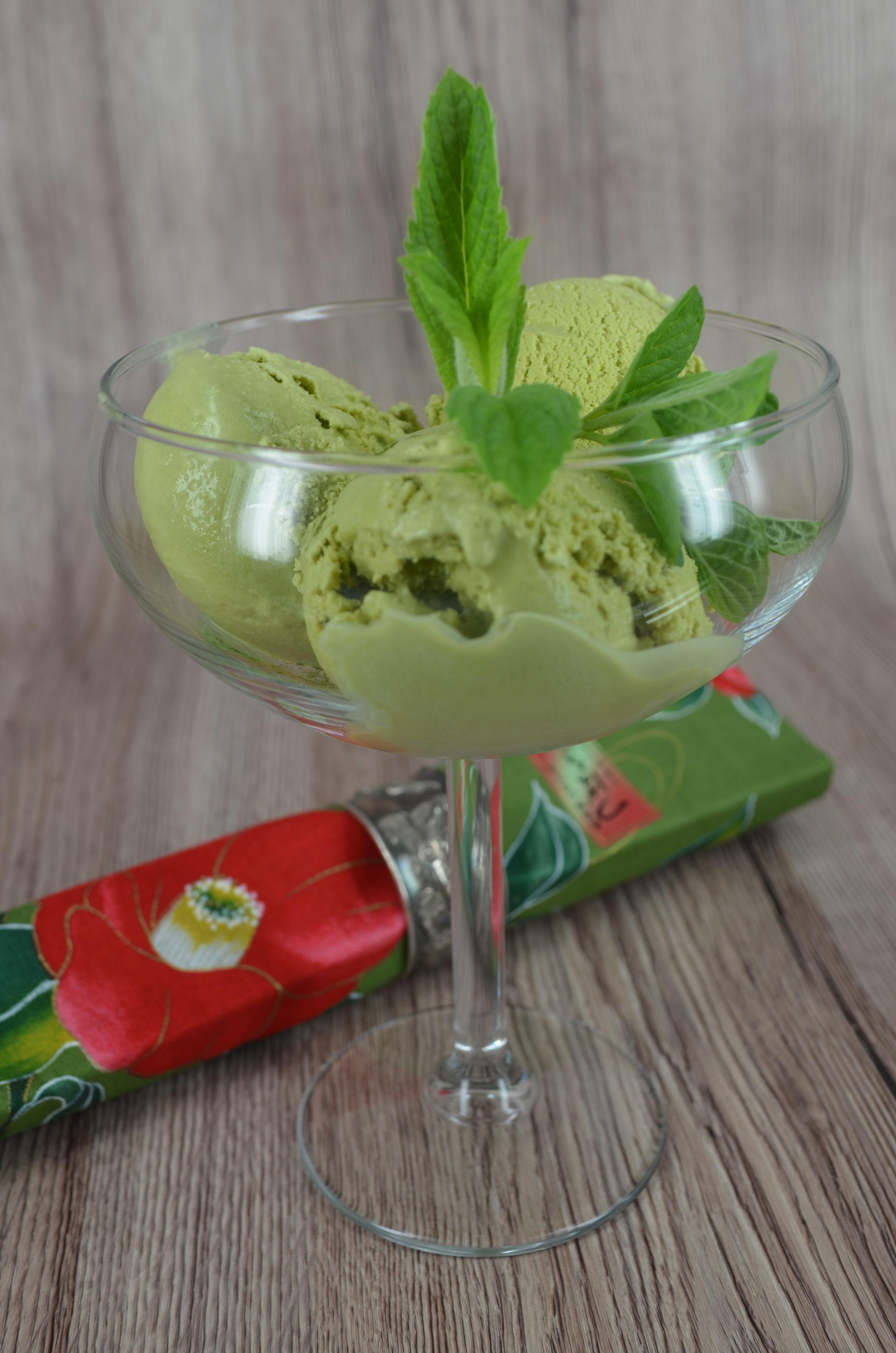 ciastka i lody z zieloną herbatą 066