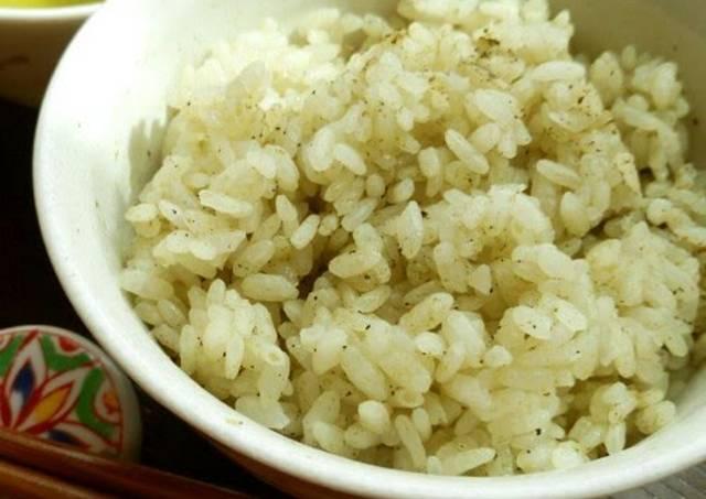 Herbaciany ryż matcha, Ryż matcha