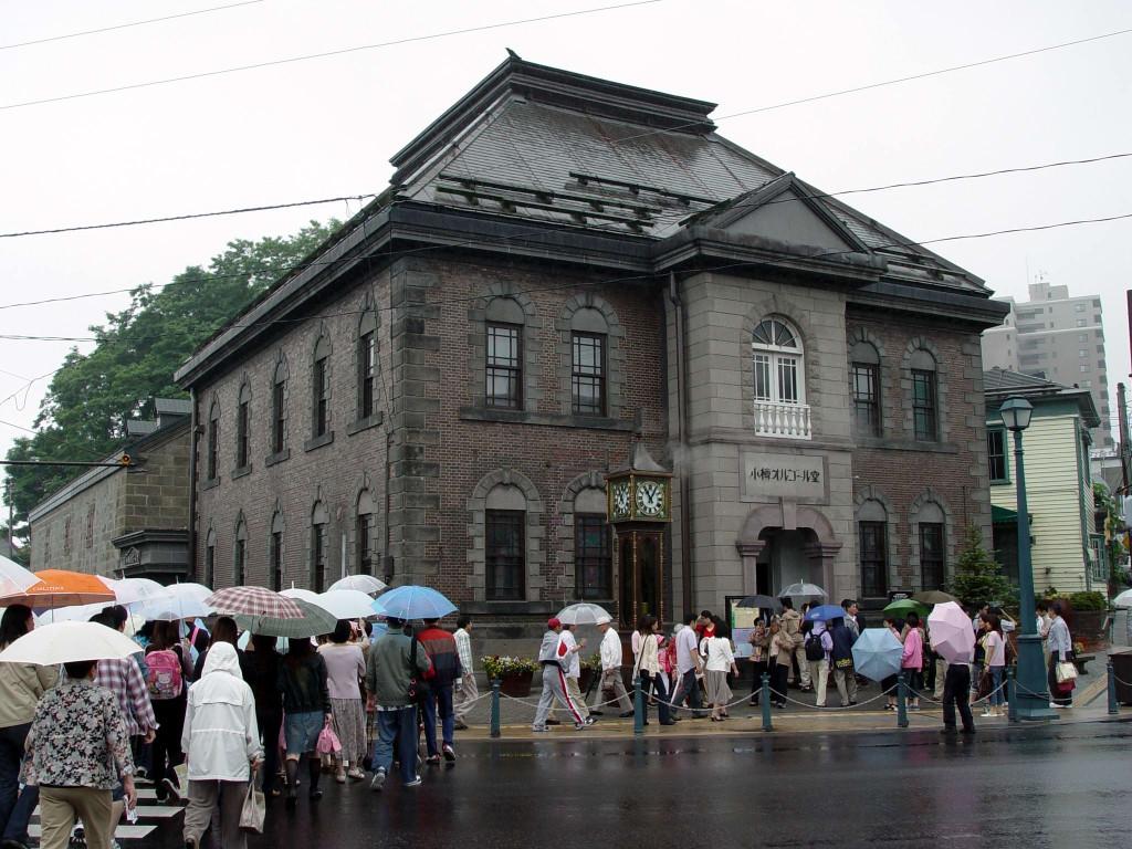 03-02-02-01 Otaru Music Box Museum ('Orgel Hall')