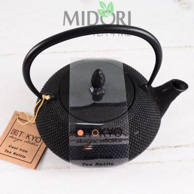 żeliwny czajniczek do parzenia herbaty, żeliwny czajniczek