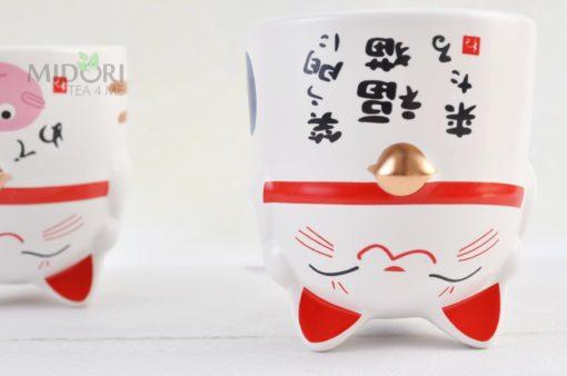 japoński kubek, kubek kotek,