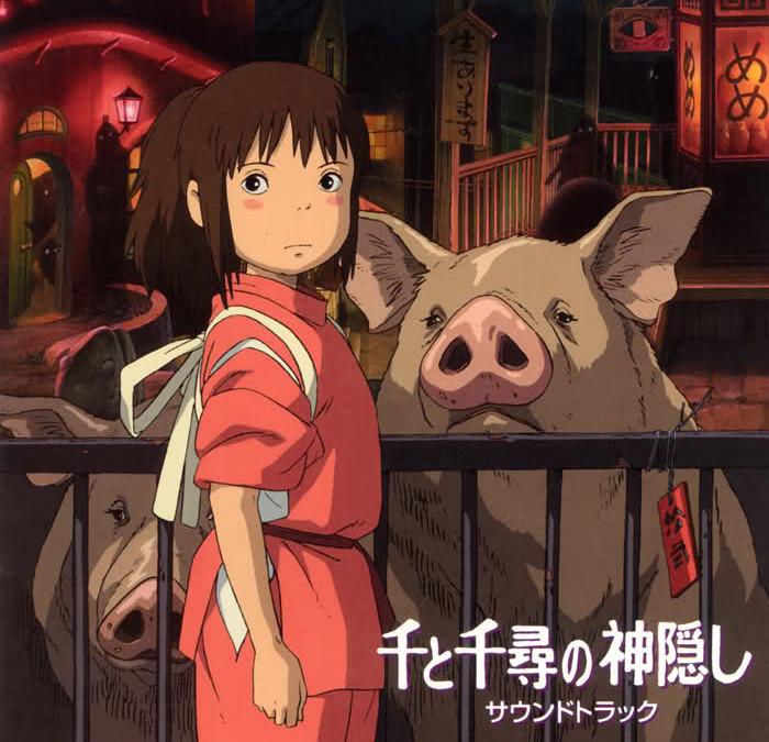 Animacje Ghibli
