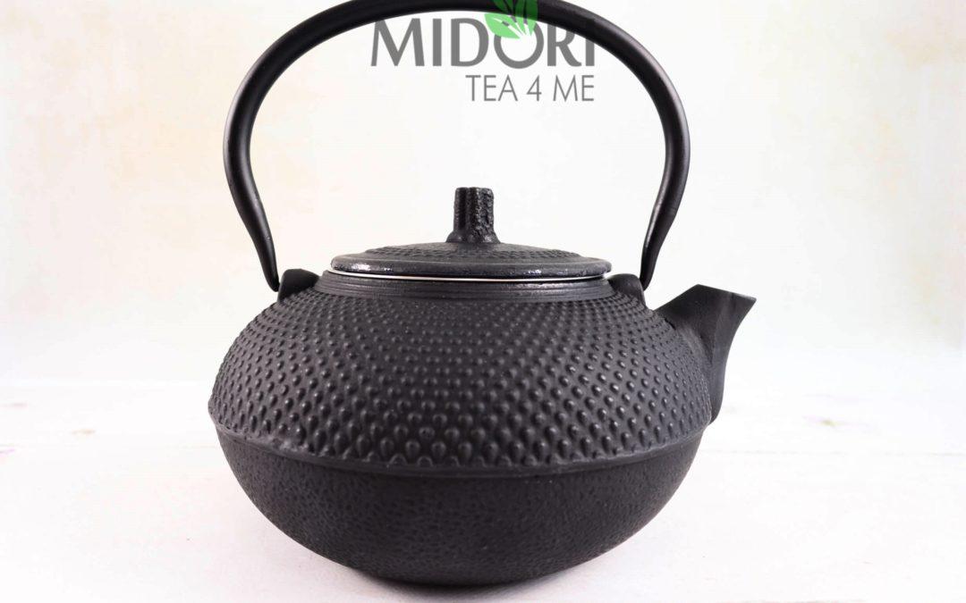 Żeliwny dzbanek do herbaty instrukcja użytkowania