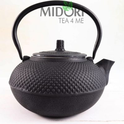 żeliwny dzbanek, czajnik do parzenia herbaty, japoński żeliwny dzbanek, żeliwny dzbanek do herbaty, żeliwny dzbanek, dzbanek do parzenia herbaty, dzbanek do herbaty, arare, arare black, Żeliwny dzbanek do herbaty instrukcja użytkowania