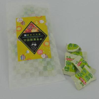 cukierki z zieloną herbatą, cukierki matcha