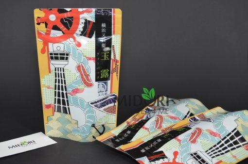 gyokuro tea bags, gyokuro, herbata gyokuro, najlepsza zielona herbata, zielona herbata gyokuro