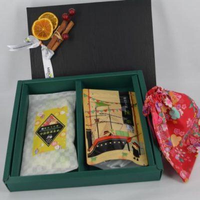 prezent z japonii, japoński prezent
