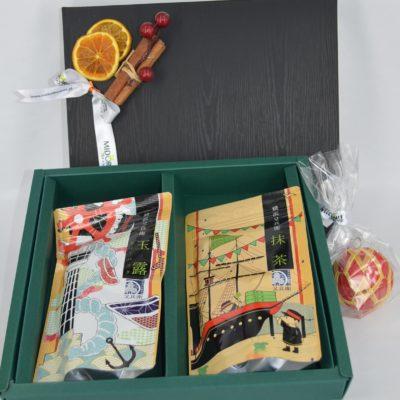 japoński upominek, japoński zestaw prezentowy, japoński prezent, temari