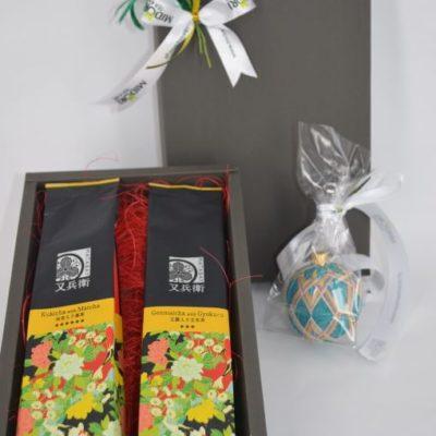 prezent w japońskim stylu, w japońskim stylu