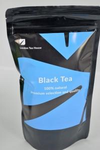 black tea, czarna herbata liściasta