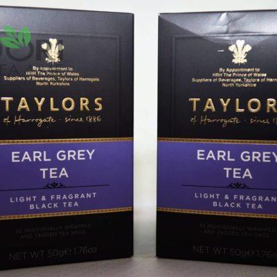 Herbata Earl Grey, herbata Taylors of Harrogate, earl grey taylors, czarna herbata taylors, czarna herbata earl grey, angielska herbata taylors