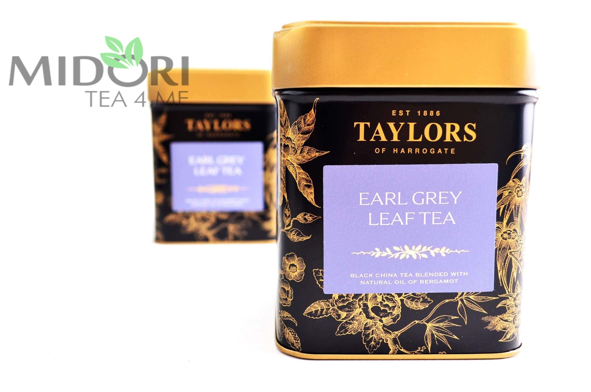 earl grey, herbata liściasta earl grey