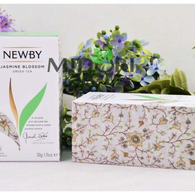 jasmine blossom, herbata zielona z jaśminem