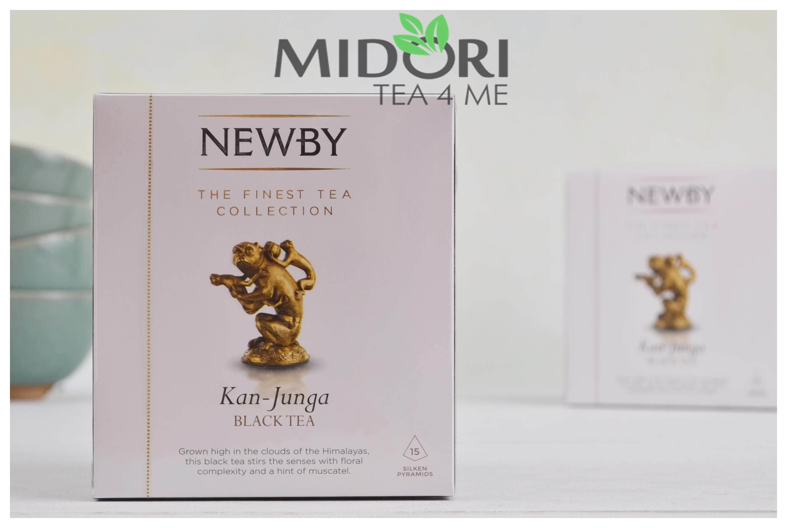 czarna herbata nepalska, kan junga, herbata nepalska