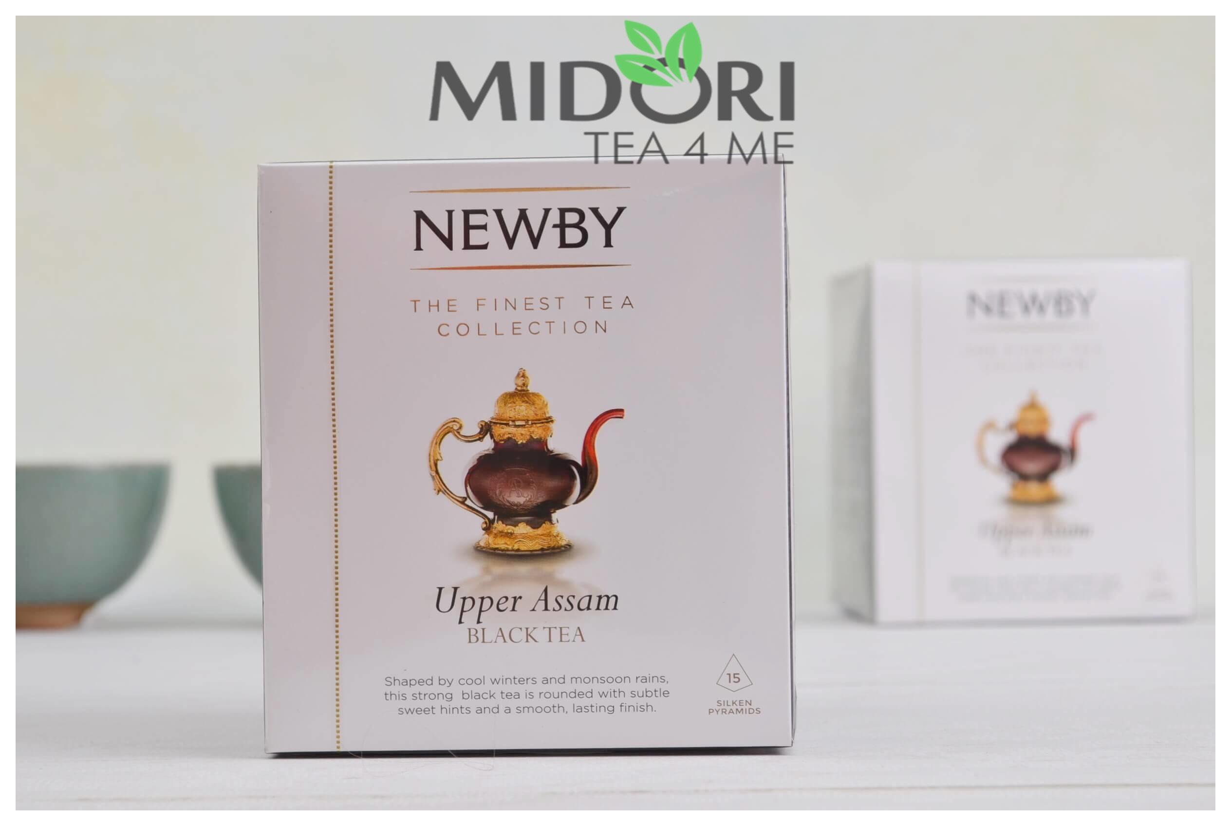 herbata czarna indyjska, upper assam