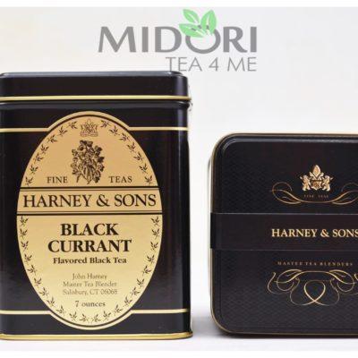 herbata z czarną porzeczką, black currant