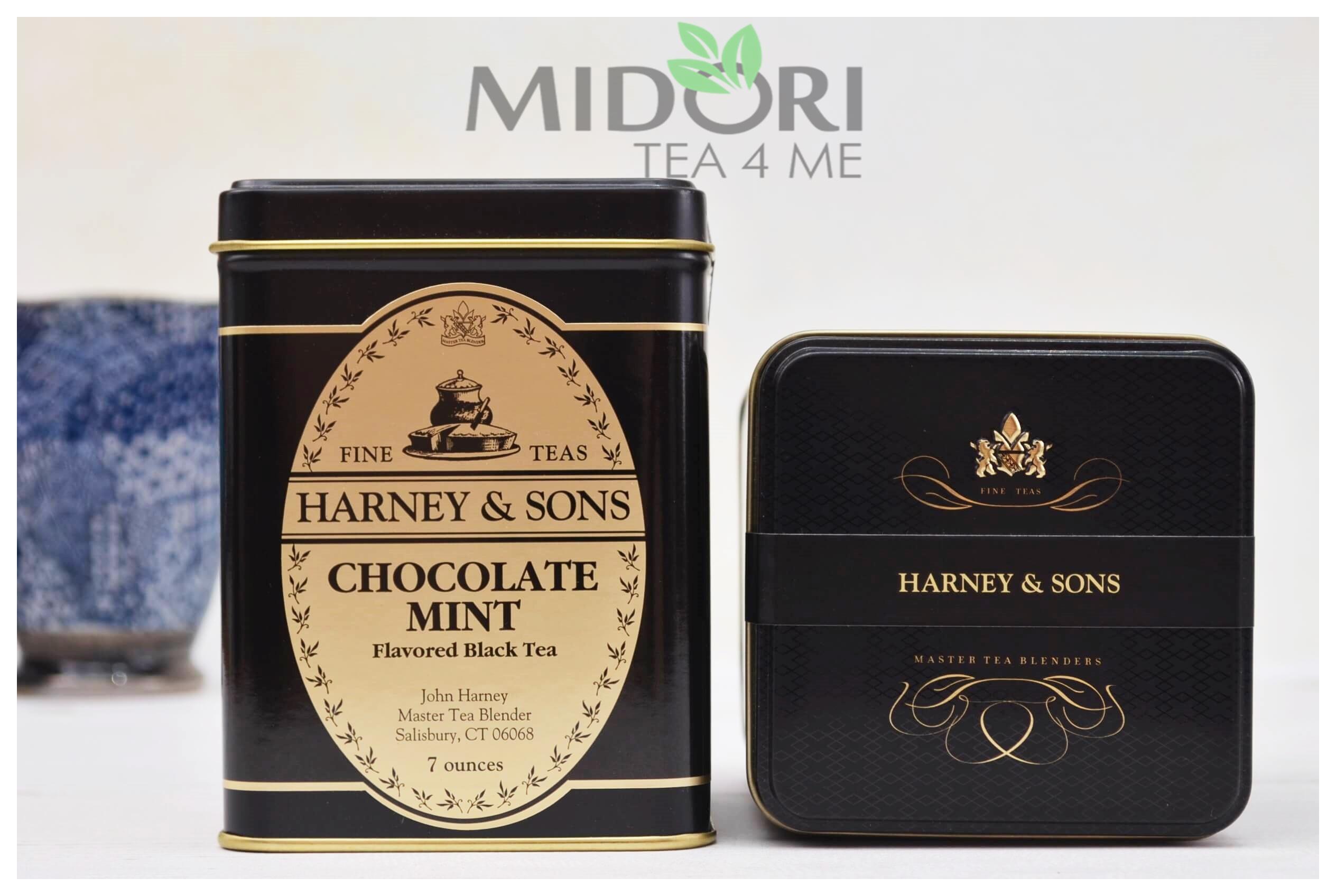 chocolate mint, herbata czekoladowa, herbata czekoladowo-miętowa