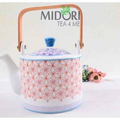 czajnik baobab, czajnik porcelanowy, porcelana czajnik