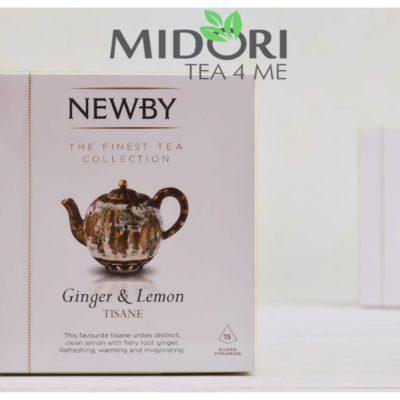 napar imbirowo-cytrynowy, ginger&lemon, herbata imbirowa, herbata cytrynowa, herbata imbirowo-cytrynowa