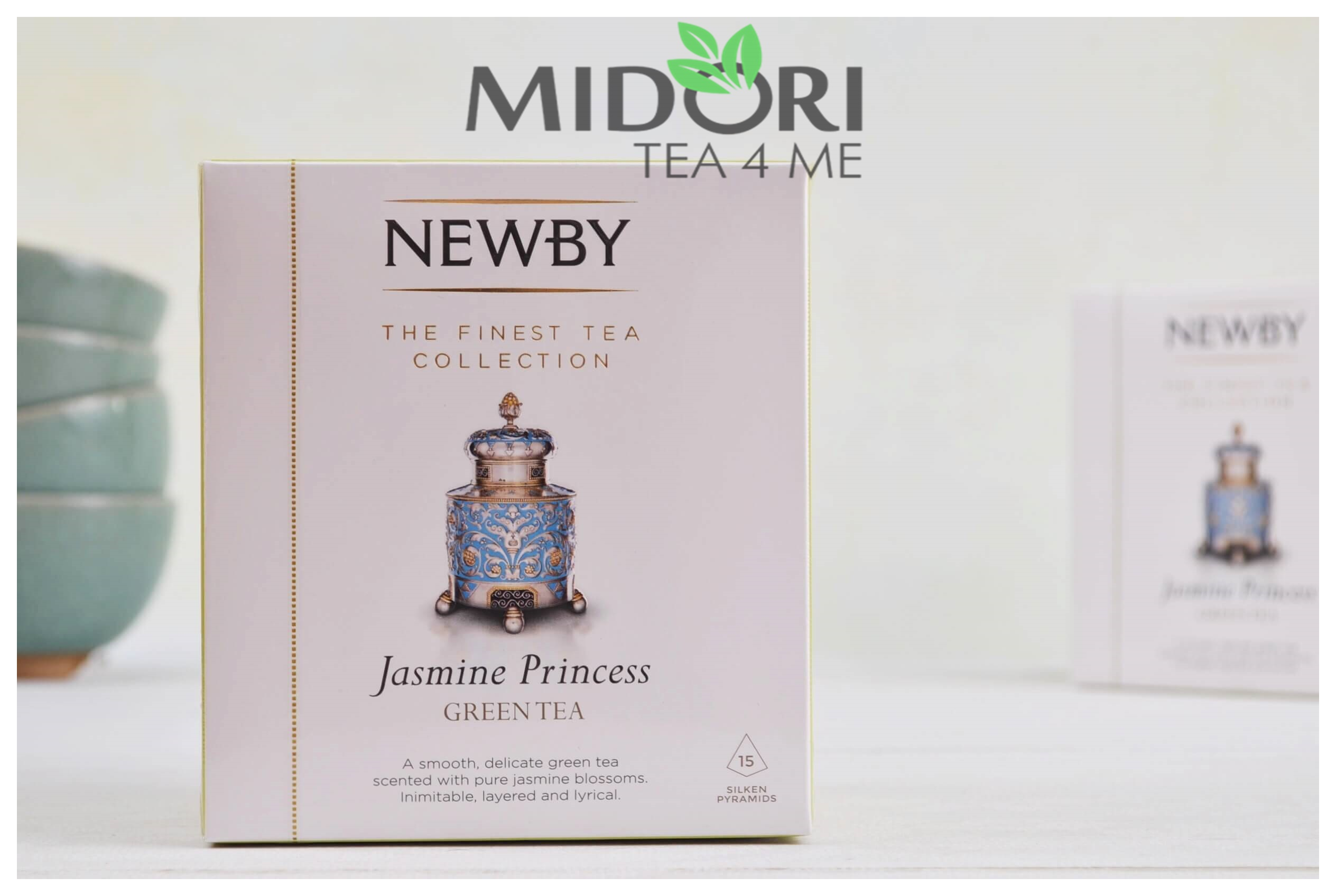 jasmine princess, zielona herbata jaśminowa