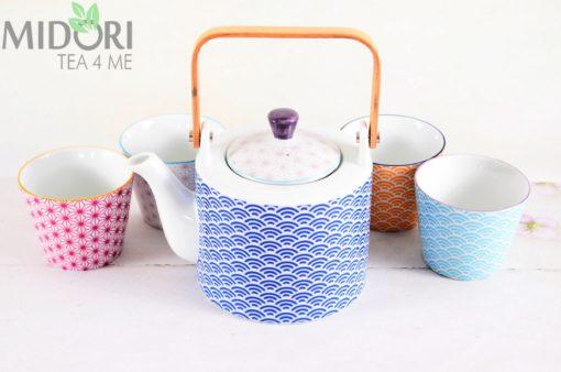 komplet do herbaty, tokyo design, tokyo design studio, sklep z ceramiką, ceramika sklep, wave tea set, wave tea set