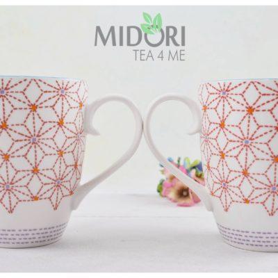 kubek baobab, baobab, kubek geometryczne kwiaty, kubek tokyo design, kubek do herbaty