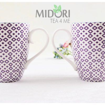 kubek purple, kubek do herbaty, kubek tokyo design