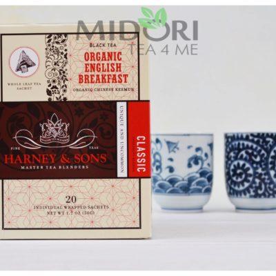 organiczna english breakfast, herbata organiczna