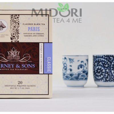 czarna herbata paris, herbata paris,